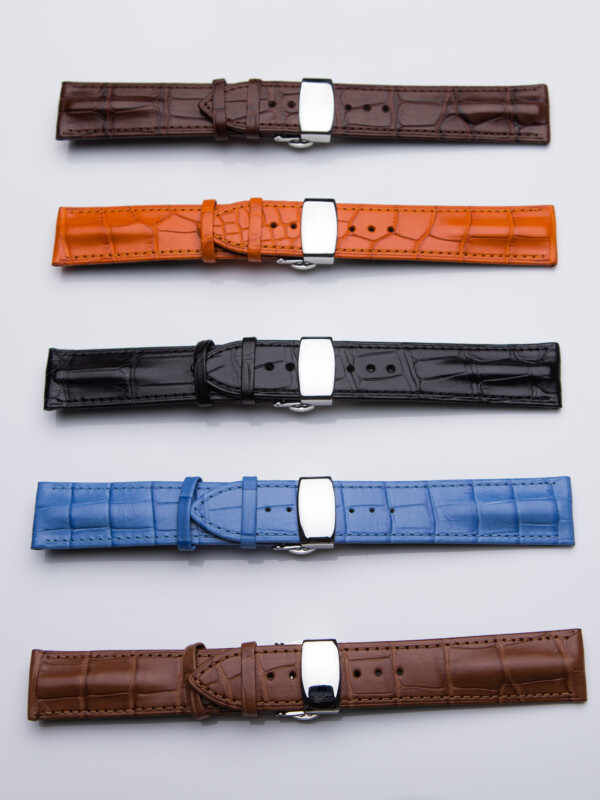 Diverse horlogebandjes Eysink