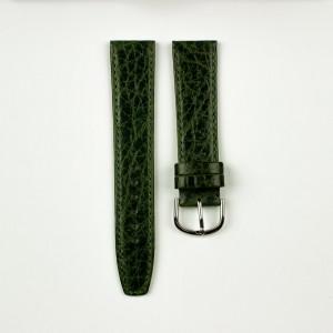 horlogeband olifantenprint groen