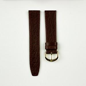 horlogeband olifantenprint donkerrood