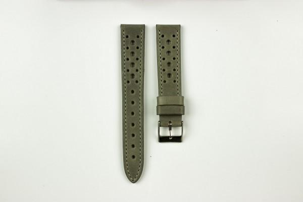 horlogeband rally grijs