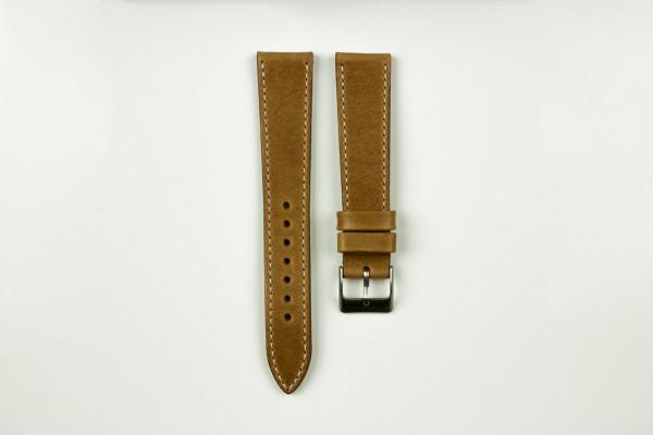 horlogeband retro bruin