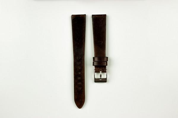 Horlogeband vintage bruin