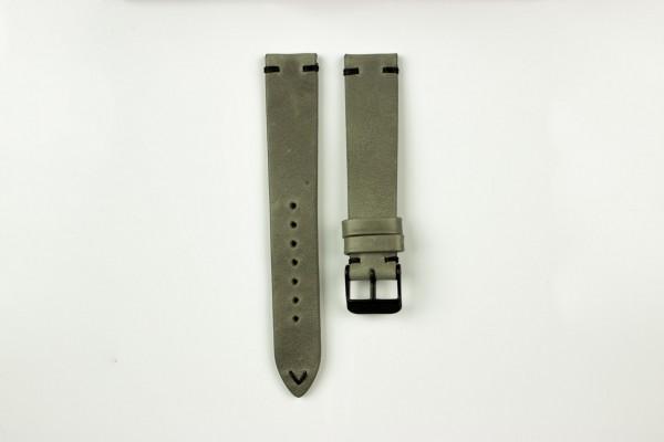 horlogeband oldskool grijs