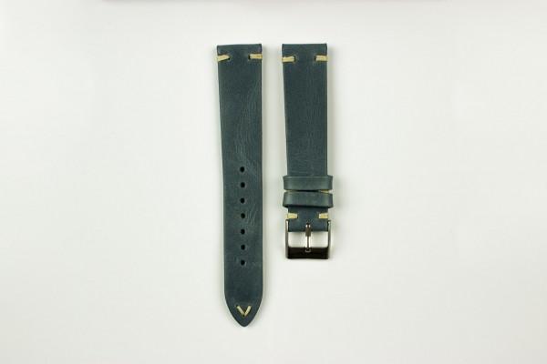 horlogeband oldskool blauw