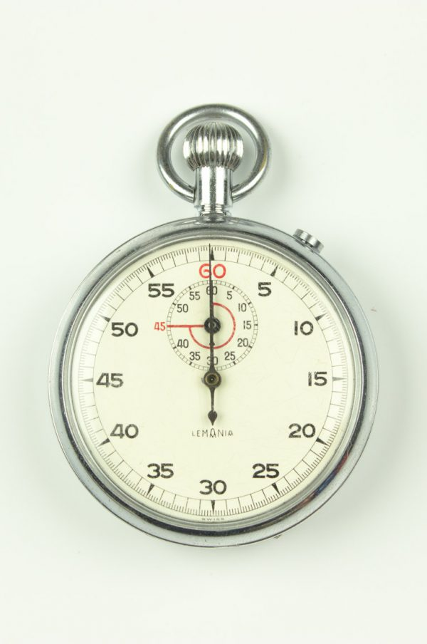 Lemania Stopwatch